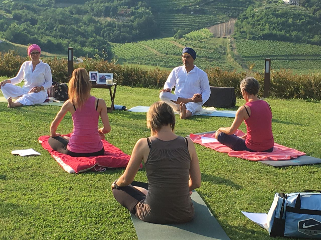 Kundalini Yoga in Santa Valeria - June 12(6)