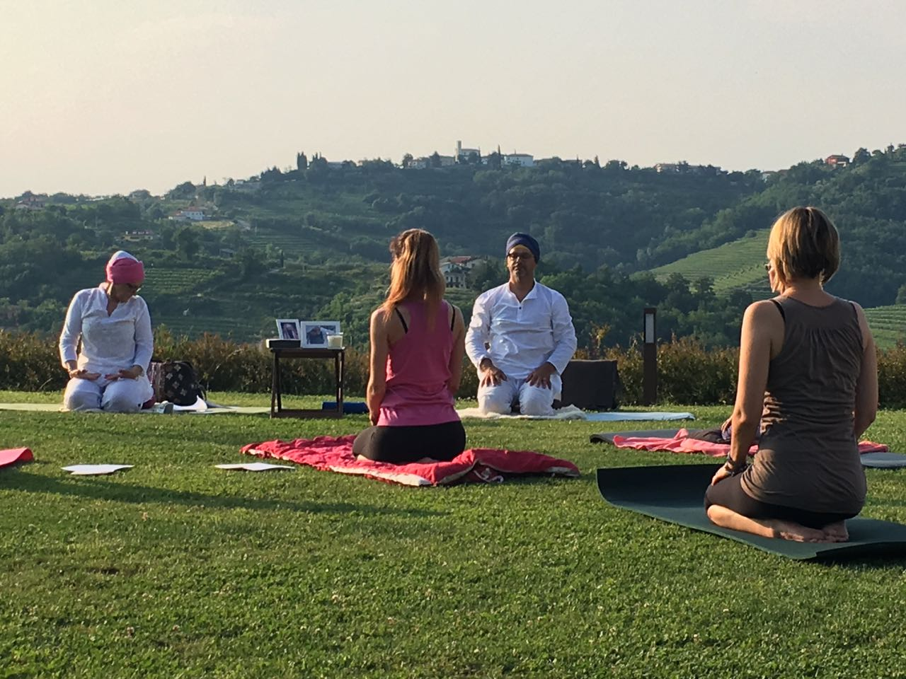 Kundalini Yoga in Santa Valeria - June 12(8)