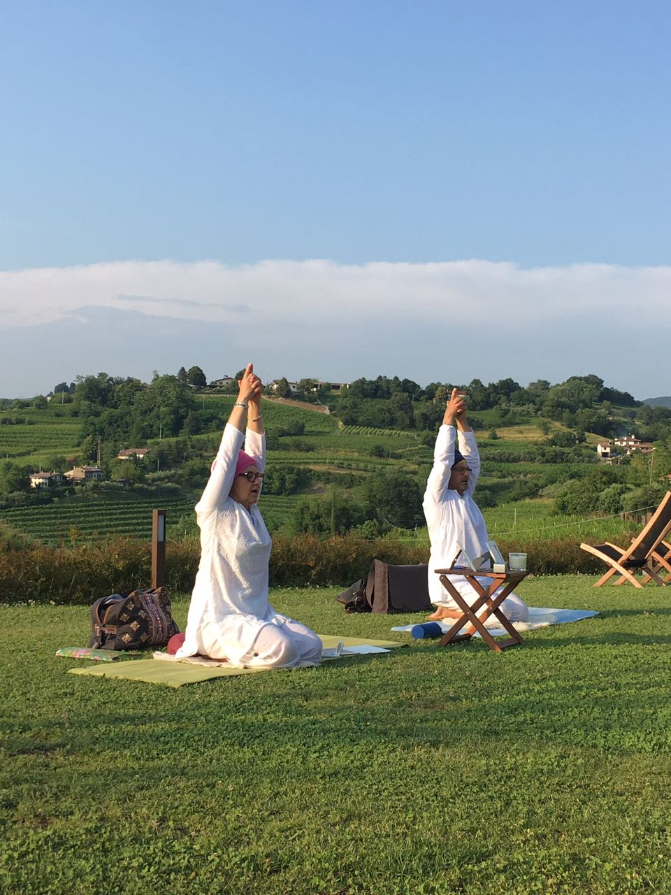 Kundalini Yoga in Santa Valeria - June 12(11)