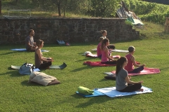 Kundalini Yoga in Santa Valeria - June 12(2)