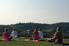 Kundalini Yoga in Santa Valeria - June 12(3)