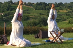 Kundalini Yoga in Santa Valeria - June 12(10)