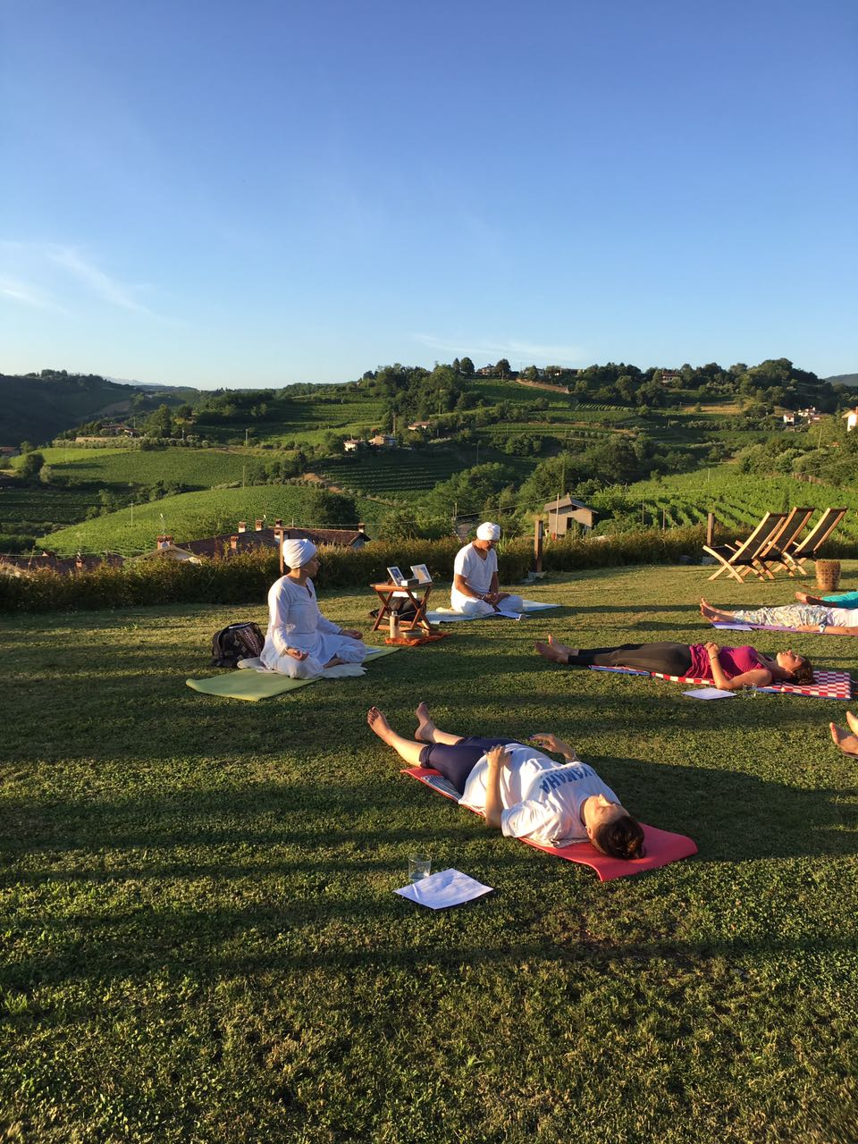 Kundalini Yoga in Santa Valeria - June 26(1)