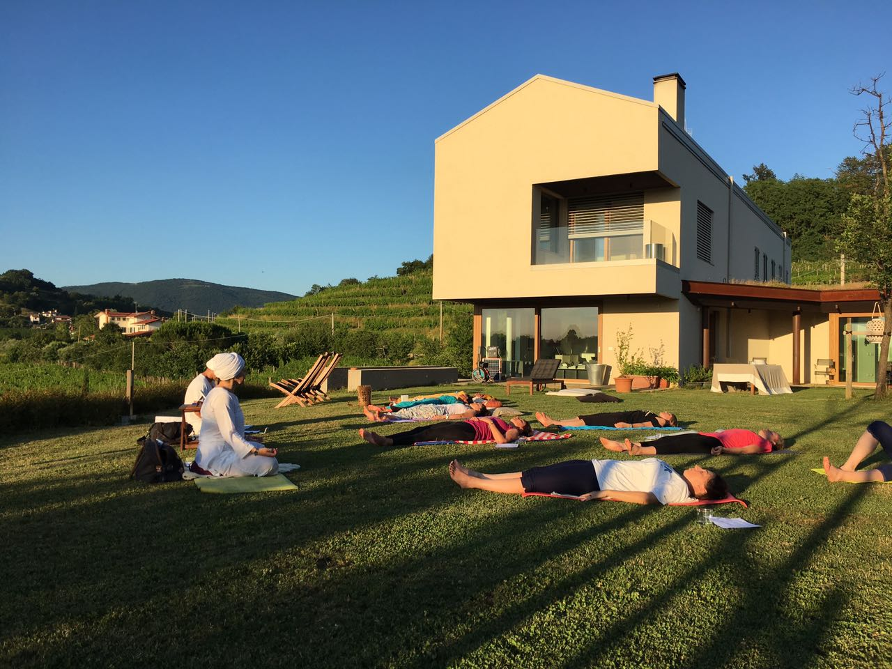 Kundalini Yoga in Santa Valeria - June 26(2)