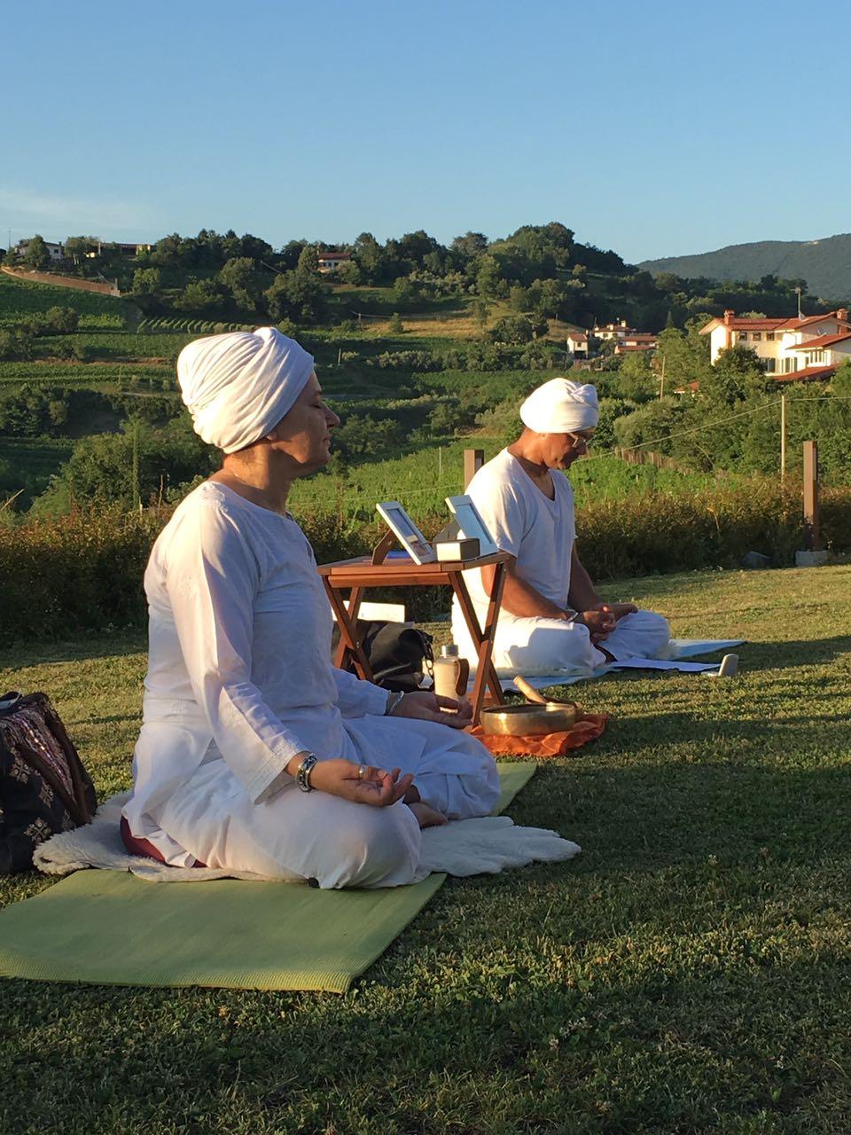 Kundalini Yoga in Santa Valeria - June 26(4)