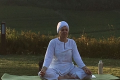 Kundalini Yoga in Santa Valeria - June 26(12)