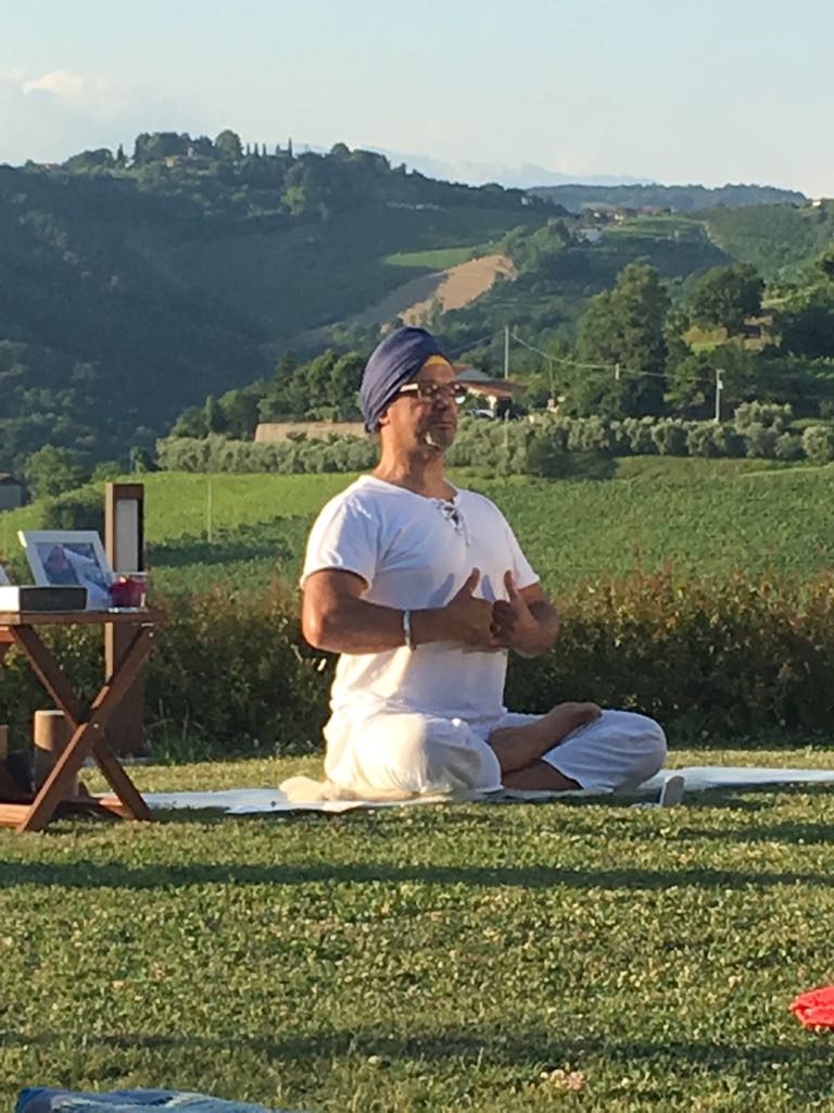 Kundalini Yoga in Santa Valeria - June 19(4)