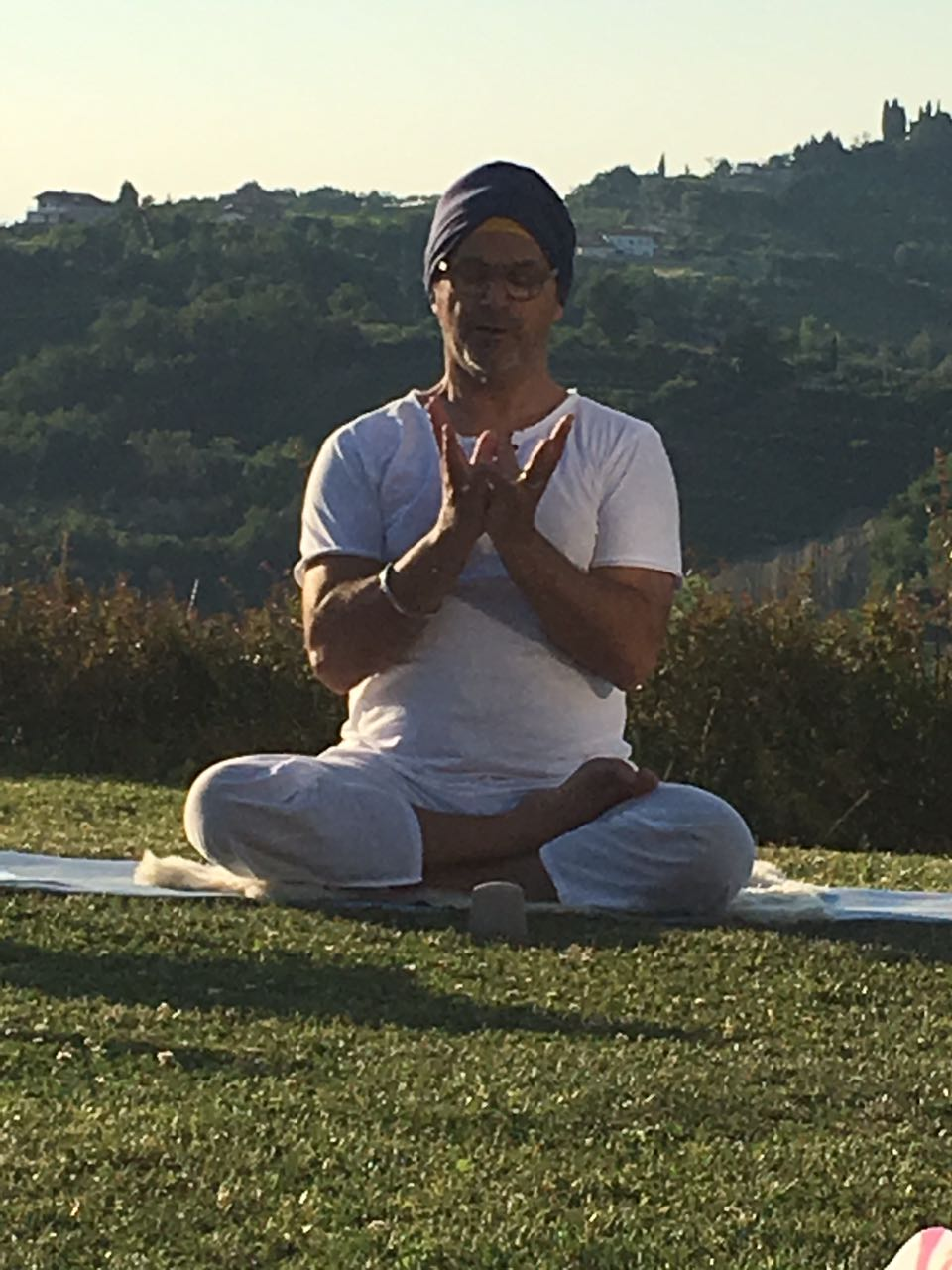 Kundalini Yoga in Santa Valeria - June 19(8)