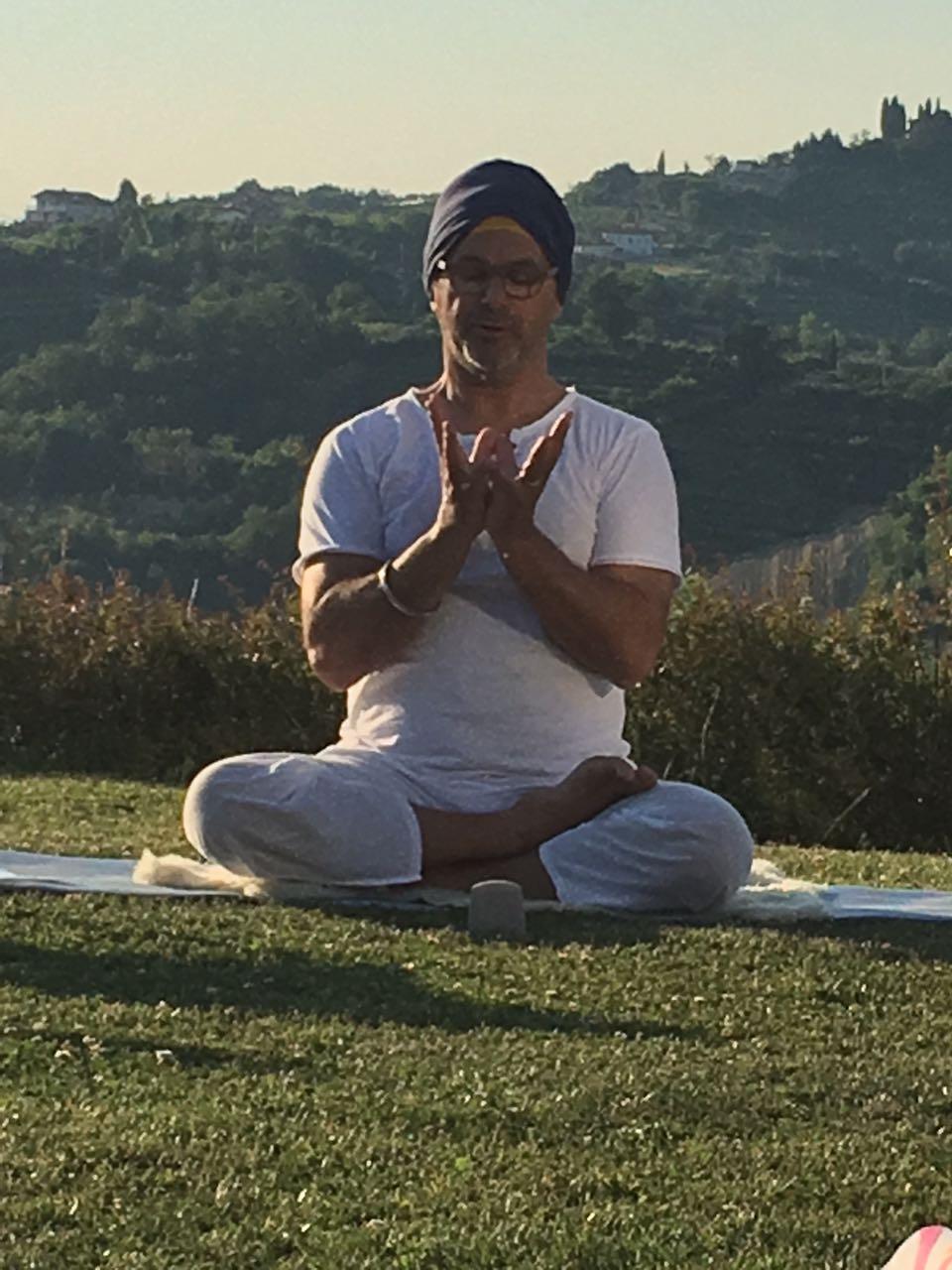 Kundalini Yoga in Santa Valeria - June 19(9)