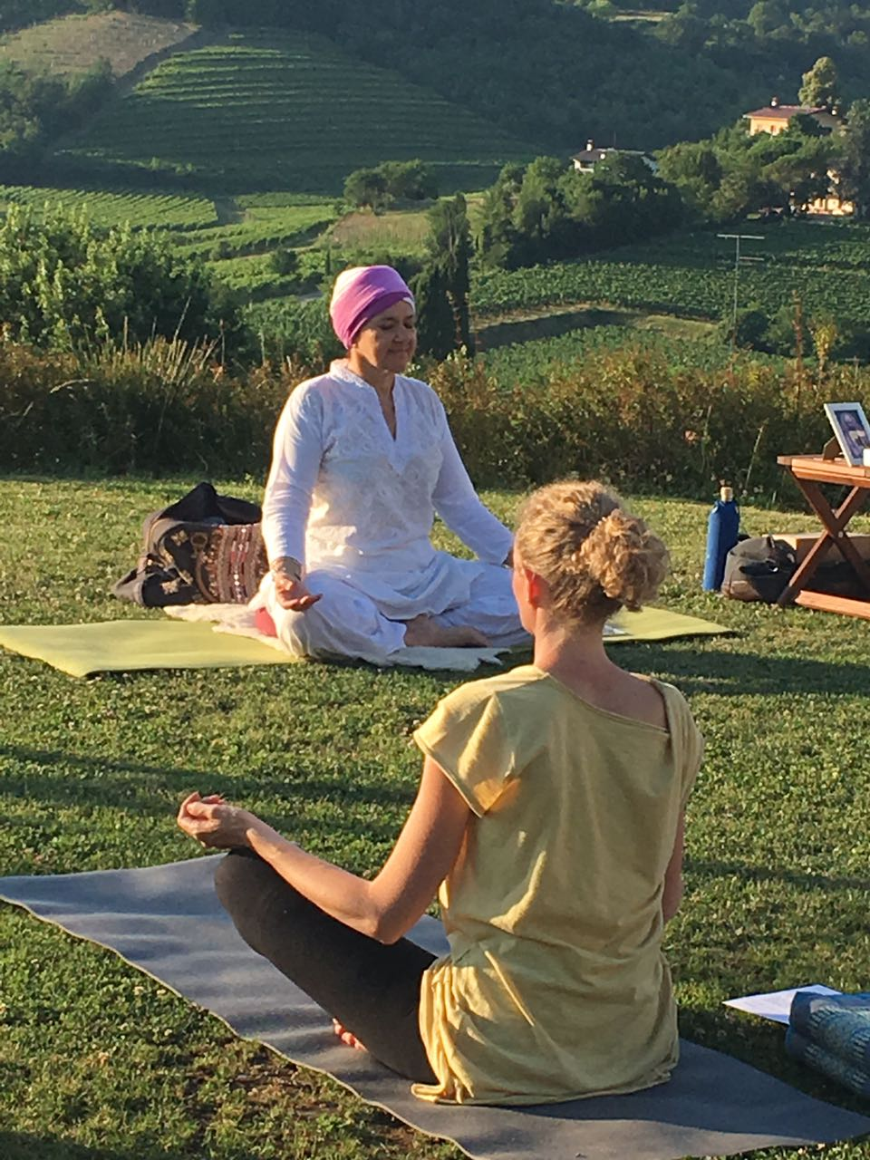 Kundalini Yoga in Santa Valeria - June 19(13)
