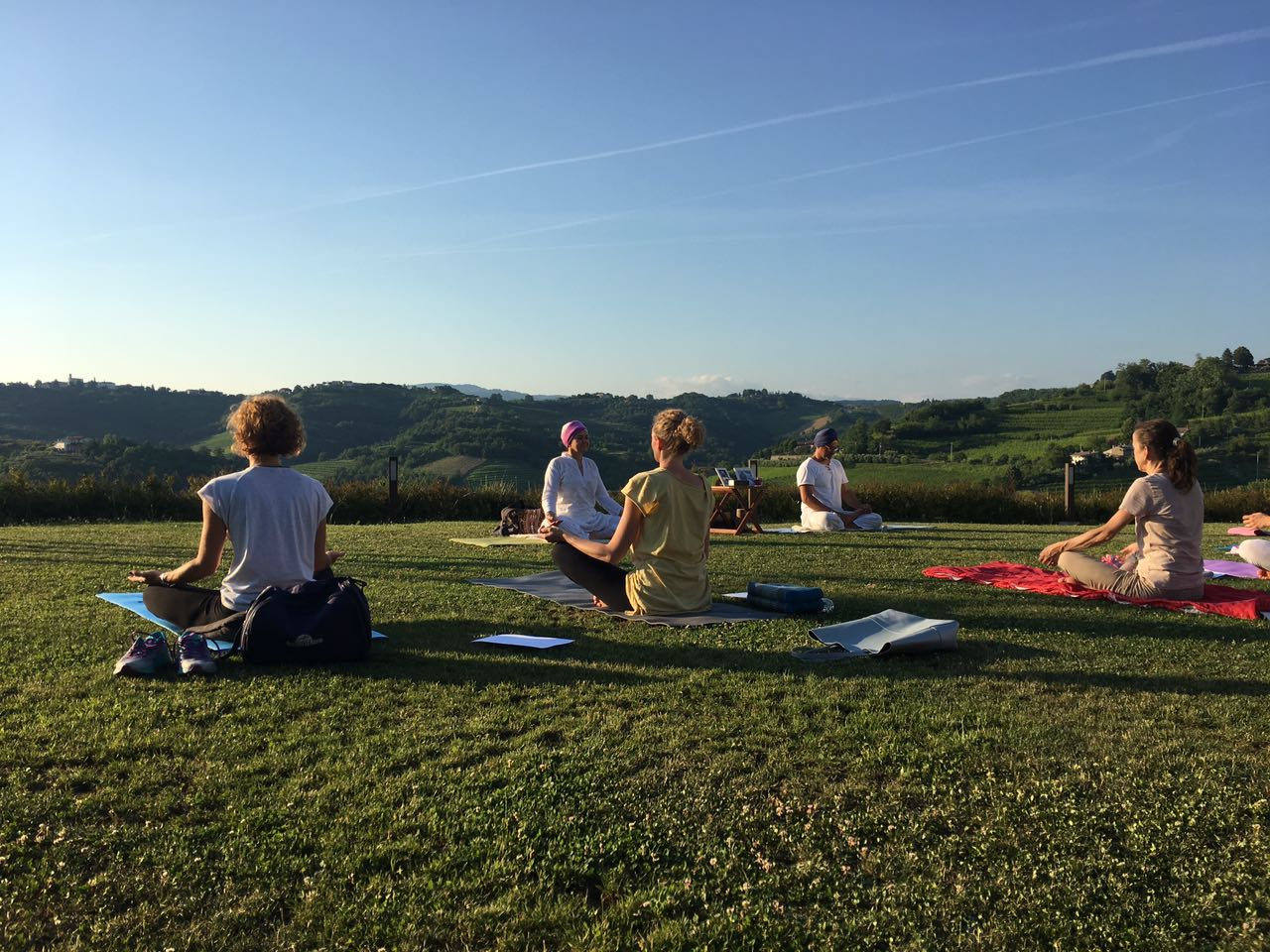 Kundalini Yoga in Santa Valeria - June 19(14)