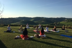 Kundalini Yoga in Santa Valeria - June 19(11)