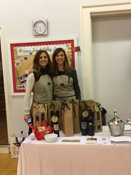Thomas's Kensington Christmas Fair 2016