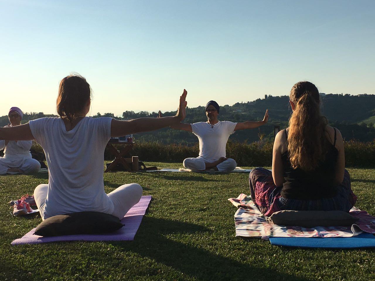 Kundalini Yoga in Santa Valeria - June 19(10)